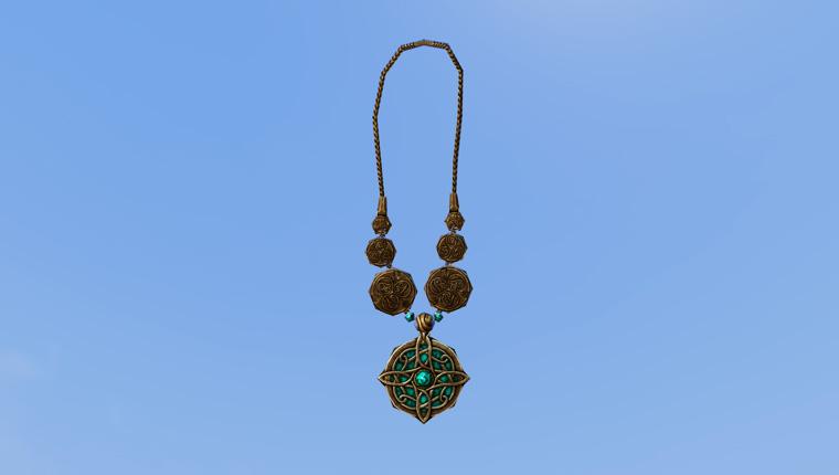 マーラのアミュレット(Amulet of Mara)