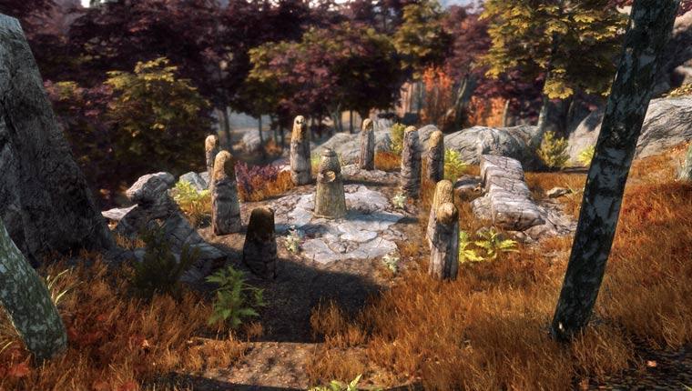 影の石碑(Shadow Stone)